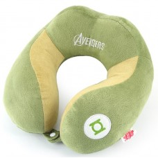Подушка - подголовник - Супергерои - для детей (Зелёный Фонарь)