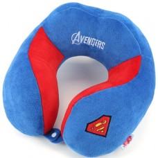 Подушка - подголовник - Супергерои - для детей (Супермен)