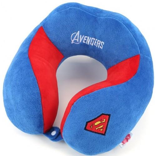 Подушка - подголовник - Супергерои - для детей (Цвета в ассортименте)
